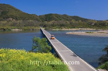 2009,03,24四万十川佐田沈下橋.jpg