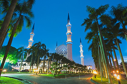 2011,04,01ブルー・モスク夜景b.jpg