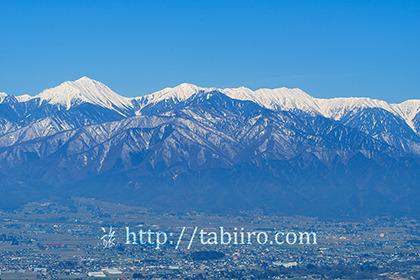 2017,04,05残雪の北アルプスと安曇野平野035a.jpg