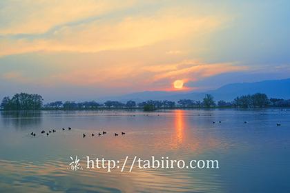 2017,04,17瓢湖の日の出019a.jpg