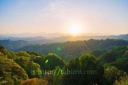 2019,05,12小川村より後立山連峰の夕日を望む144B.jpg